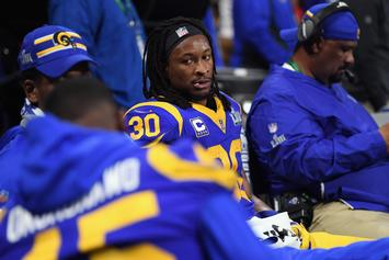 C.J. Anderson Says Todd Gurley Was More Hurt Than Originally Thought