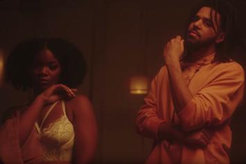 """J. Cole & Ari Lennox Reveal Intimate """"Shea Butter Baby"""" Visuals"""