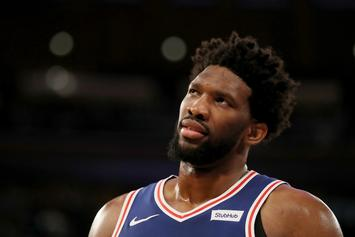 Joel Embiid Claims Wilt Chamberlain Is The GOAT, Not Michael Jordan