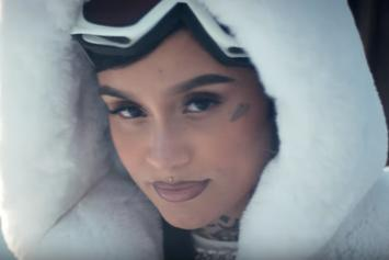 "Kehlani & Dom Kennedy Go Cold On Their Exes In ""Nunya"" Video"