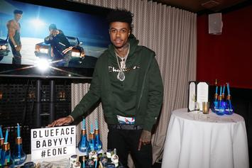 """Blueface Refers To Transgender Fan As """"It"""" & Exposes Their DMs"""