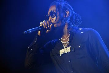 """Offset's """"Father Of 4"""" Puts His Story On Display"""