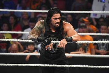 Roman Reigns Returning To Monday Night Raw, Will Address Leukemia Battle