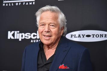 """Robert Kraft """"Not The Biggest Name Involved"""" In Prostitution Sting: Report"""
