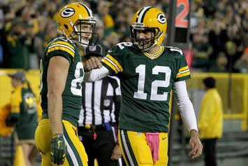 Jordy Nelson Defends Aaron Rodgers From Recent Criticism