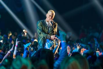 """Eminem Admits He's Still Looking To Eclipse """"The Marshall Mathers LP"""""""