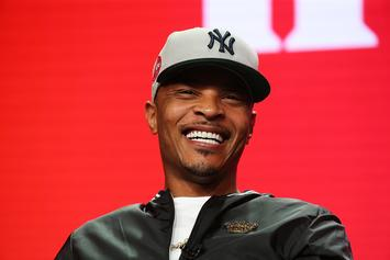 """T.I. Pays Tribute To His """"Hilarious"""" Sister With Turn Up Clips: """"Big Sis Was Da Shit"""""""