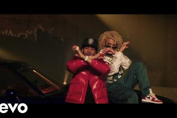 "DaniLeigh And Lil Baby Come Together for ""Lil Bebe (Remix) Video"