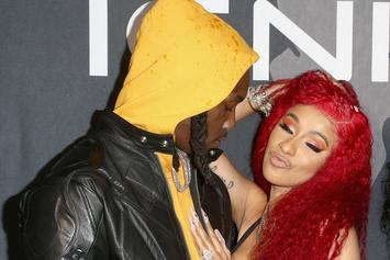 "Top Tracks: Offset & Cardi B Back Together In Full Form With ""Clout"""