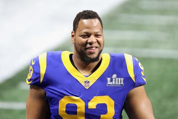 """Ndamukong Suh Says """"We'll See"""" About Future With The Rams"""