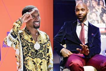 Joe Budden Pops Off On Safaree Over Erica Mena