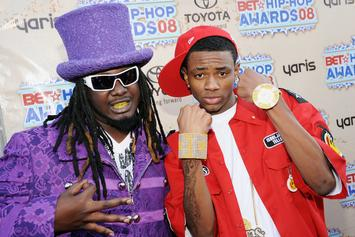 """T-Pain Dubs Soulja Boy The """"Greatest Artist Of All Time"""""""