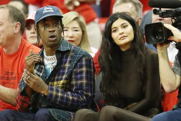 "Travis Scott Shuts Down Instagram Account Amid ""Cheating Scandal"""