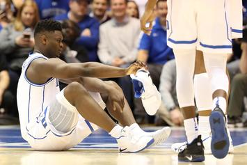 """Sketchers' """"Just Blew It"""" Ad Roasts Nike Over Zion Williamson Injury"""