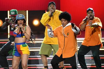Cardi B & Bruno Mars Broke Sales Record At Atlanta Arena During Super Bowl Weekend