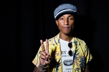 Pharrell Unveils Something In The Water Lineup: Pusha-T, Travis Scott, SZA, & More