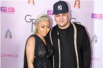 Rob Kardashian & Blac Chyna Reportedly Attended Meditation Sessions For Sake Of Dream