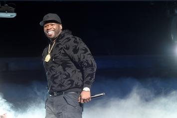 50 Cent & Goose Country Partner Up To Give Back To Low-Income Areas Of NYC