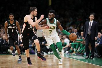 """Jaylen Brown Says The Celtics Are """"Toxic"""" Right Now"""