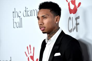 "Tyga Bashes ""Thots"" And Asserts Dominance In ""Bop"" Preview"