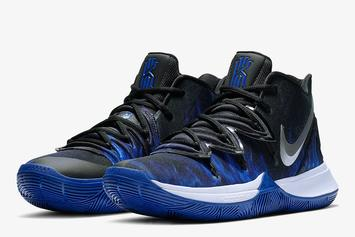 Nike Kyrie 5 Duke PE To Get SNKRS App Release: Details