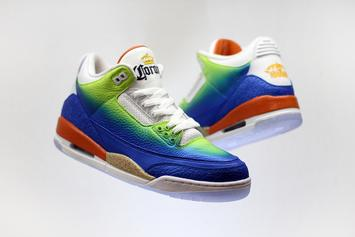 Corona Extra x Texas Air Jordan 3 Custom Revealed: How To Win A Pair