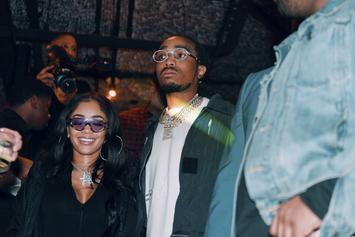 Quavo Slides Into Saweetie's Comment Section, Says He's Missing Her Body