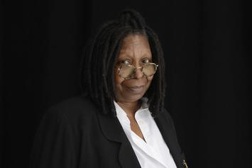"""Whoopi Goldberg Says She Was """"Very Close"""" To Dying Due To Pneumonia"""