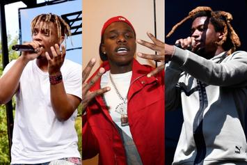 """Juice WRLD, DaBaby & Denzel Curry Bless This Week's """"FIRE EMOJI"""" Playlist"""