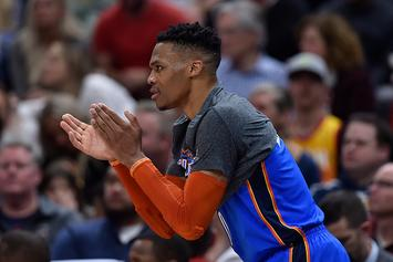 Jazz Fan Permanently Banned After Altercation With Russell Westbrook
