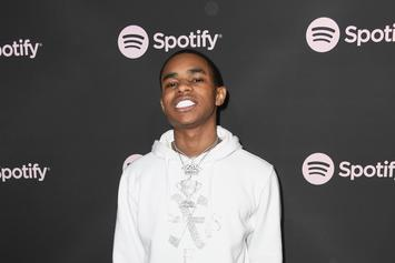 YBN Almighty Jay's Alleged Attackers Appears To Flex Stolen Chain In Music Video