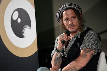 """Johnny Depp's Bandmate Says Accusations Against Actor Are """"Just Bull"""""""