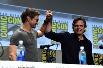 "Mark Ruffalo Rejoices After Seeing ""Avengers"" Poster: ""So I Wasn't Fired?"""