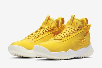 Jordan Proto React To Release In Yellow And White Colorway