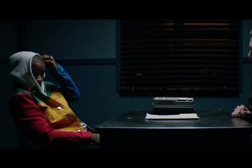 "Tory Lanez Gets ""Freaky"" In The Interrogation Room"