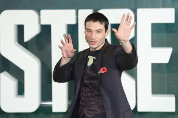 """Ezra Miller & Grant Morrison Are Writing Their Own Script For """"The Flash"""" Movie"""