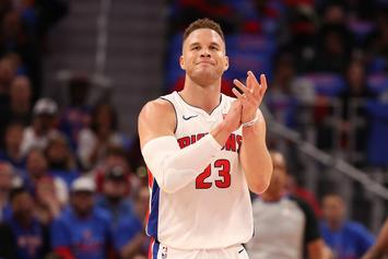 """Blake Griffin Went After Timberwolves Fan For Calling Him """"Boy"""""""
