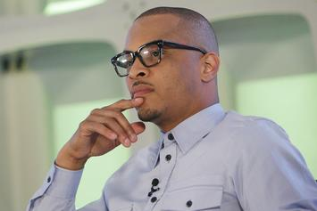 "T.I. Resumes Filming ""Family Hustle"" After Passing Of His Sister"