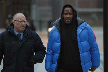 R. Kelly Accuser Says She Can't Serve Him Because Security Is So Tight: Report