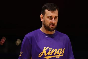 Andrew Bogut Will Join Warriors Early Thanks To DeMarcus Cousins Injury