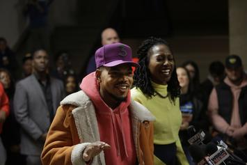 Chance The Rapper Announces Tour Stops Ahead Of New Album