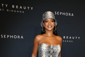 Rihanna Shines Bright Like A Diamond In Latest Fenty Beauty Ad