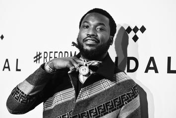 """Meek Mill Talks Symbolic Problems With U.S Currency: """"Slave Owners On The Money"""""""