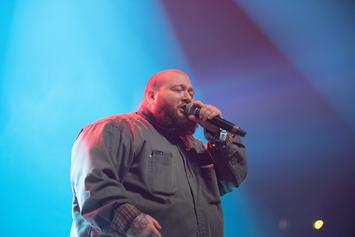 """Action Bronson Got His Mom Extremely High On 4/20: """"Like She Was On Ketamine"""""""