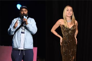 Ebro Implies Miley Cyrus Is A Culture Vulture After Quoting Cardi B