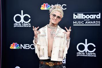 Lil Pump Loses $100K Ring While Golfing In Miami
