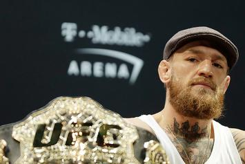 Conor McGregor's Camp Issues Statement On Sexual Assault Accusation