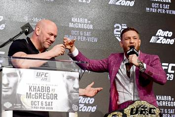 "Dana White On Conor McGregor UFC Ownership: ""Never Gonna Happen"""