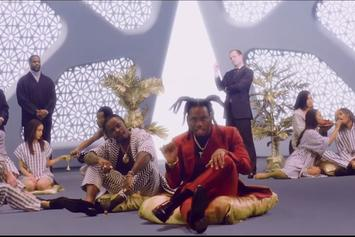 "Denzel Curry Offer Trippy Visual For ""Black Balloons"" Ft. Twelve'len & GoldLink"