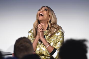 Wendy Williams Flashes Wedding Ring When Asked About Husband's Love Child